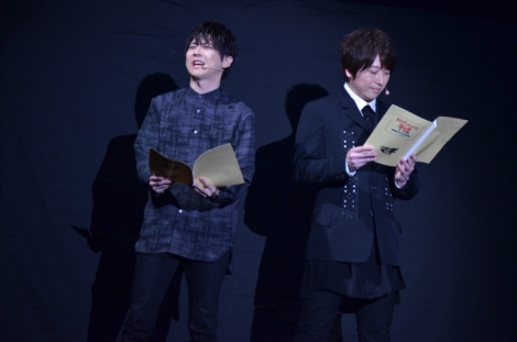 アニメイベント『MBSアニメヒストリア-平成-』に出演した梶裕貴、小野大輔
