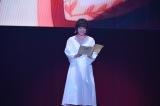 アニメイベント『MBSアニメヒストリア-平成-』に出演した花澤香菜