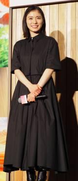 映画『バースデー ワンダーランド』のジャパンプレミアイベントに出席した松岡茉優 (C)ORICON NewS inc.