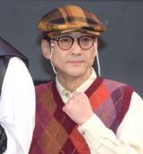 『騎士竜戦隊リュウソウジャー』制作発表会見に出席した吹越満 (C)ORICON NewS inc.