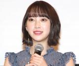 『海街diary』の魅力を語った堀未央奈=『第11回 日本ブルーレイ大賞』(C)ORICON NewS inc.