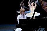 牧阿佐美バレエ団公演『プリンシパル・ガラ2019』とコラボしたYOSHIKI