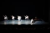 優雅なバレリーナと共演したYOSHIKI=牧阿佐美バレエ団公演『プリンシパル・ガラ2019』取材