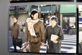『東京タワー 〜オカンとボクと、時々、オトン〜』で共演したオダギリジョーと (C)ORICON NewS inc.