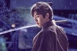 映画『居眠り磐根』メインカット(C)2019映画「居眠り磐音」製作委員会
