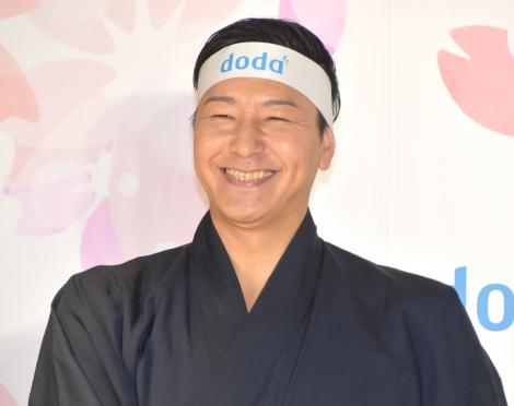 『doda 転職チャレンジ応援イベント』に出席したチョコレートプラネット・長田庄平 (C)ORICON NewS inc.