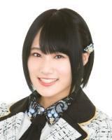 2度目の卒業を発表した城恵理子(C)NMB48