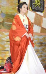 開局60周年特別企画『大奥 最終章』記者会見に出席した木村文乃 (C)ORICON NewS inc.