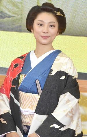 開局60周年特別企画『大奥 最終章』記者会見に出席した小池栄子 (C)ORICON NewS inc.