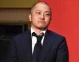 映画『麻雀放浪記2020』の完成報告ステージイベントに出席した白石和彌監督 (C)ORICON NewS inc.