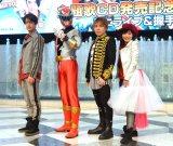 幡野智宏&Sister MAYO『リュウソウジャー』主題歌熱唱 600人とケボーンダンス