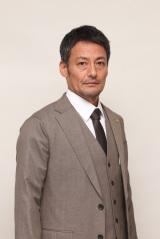 木曜劇場『ストロベリーナイト・サーガ』に出演が決定した山口馬木也(C)フジテレビ