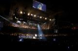 日本武道館は360度が観客席となり1万2000人が駆けつけた(C)ニッポン放送