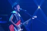 「熱中少年物語」で人気を博したギター少年・山岸竜之介くん(C)TBS