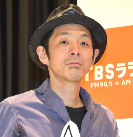 TBSラジオ『ACTION』のパーソナリティー発表会見に出席した宮藤官九郎 (C)ORICON NewS inc.