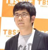 TBSラジオ『ACTION』のパーソナリティー発表会見に出席した武田砂鉄氏 (C)ORICON NewS inc.