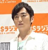 TBSラジオ『ACTION』のパーソナリティー発表会見に出席した羽田圭介氏 (C)ORICON NewS inc.