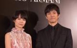 (左から)宮崎あおい、西島秀俊 (C)ORICON NewS inc.