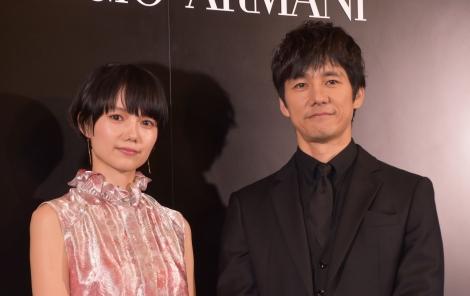 サムネイル (左から)宮崎あおい、西島秀俊 (C)ORICON NewS inc.