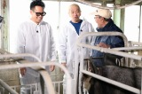 松本人志、養豚業に挑戦