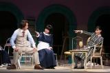 舞台『クラッシャー女中』よりメインカット 撮影:宮川舞子