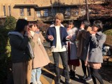 FOD(フジテレビ・オン・デマンド)の連続ドラマ『高嶺と花』でイタリア人御曹司を演じる伊藤あさひ