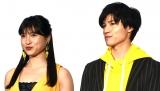 映画『バンブルビー』公開記念舞台あいさつに登壇した土屋太鳳と弟の土屋神葉 (C)ORICON NewS inc.