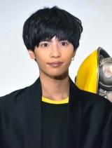 志尊淳=映画『バンブルビー』公開記念舞台あいさつ (C)ORICON NewS inc.