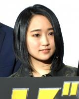 悠木碧=映画『バンブルビー』公開記念舞台あいさつ (C)ORICON NewS inc.