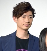 濱野大輝=映画『バンブルビー』公開記念舞台あいさつ (C)ORICON NewS inc.