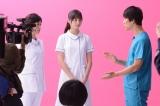 水曜ドラマ『白衣の戦士!』宣伝大使にしゅんしゅんクリニックPが就任シュッ (C)日本テレビ