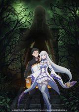 テレビアニメ『Re:ゼロから始める異世界生活』第2期のティザービジュアル