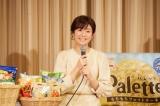 『ボンマルシェ スペシャルイベント〜旅するごちそう〜』トークショーに出席した木村文乃