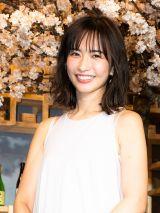『佐賀×LIFULL SAKURA CHILL BAR』イベントに出席した優木まおみ