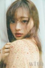 女性ファッション誌『with』専属モデルに起用された乃木坂46・梅澤美波