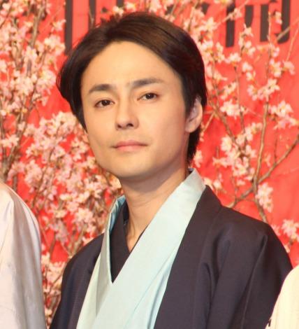 映画『多十郎殉愛記』の完成披露記者会見に出席した木村了 (C)ORICON NewS inc.