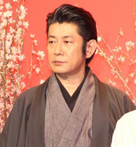 映画『多十郎殉愛記』の完成披露記者会見に出席した永瀬正敏 (C)ORICON NewS inc.