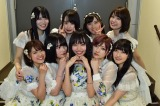 『AKB48グループ歌唱力No.1決定戦 ファイナリストLIVE』出演者9人(C)TBS