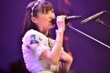 坂本愛玲菜(HKT48)=『AKB48グループ歌唱力No.1決定戦 ファイナリストLIVE』より(C)TBS
