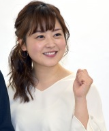 『まなびウィーク』に出演する水卜麻美アナ (C)ORICON NewS inc.