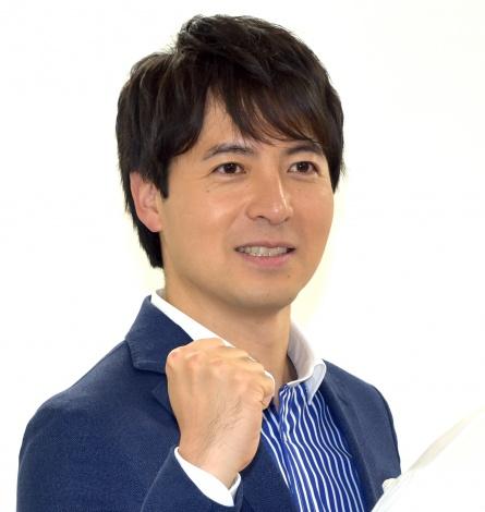 『まなびウィーク』に出演する桝太一アナ (C)ORICON NewS inc.