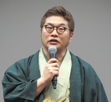 松尾諭=BSテレ東『やじ×きた 元祖・東海道中膝栗毛』試写会 (C)ORICON NewS inc.