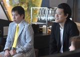 大阪チャンネル『新番組配信記念』スペシャルイベントに出席した霜降り明星(左から)せいや、粗品 (C)ORICON NewS inc.