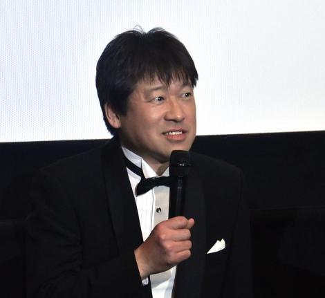 佐藤二朗=映画「シャザム!」イベント (C)ORICON NewS inc.