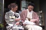 擬似恋愛ドキュメント『ラストキス〜最後にキスするデート』に出演する(左から)ゆきぽよ、瀧川鯉斗(C)TBS
