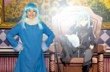 展覧会『転生したらスライムだった展』開幕のお祝いに駆けつけた岡咲美保 (C)ORICON NewS inc.