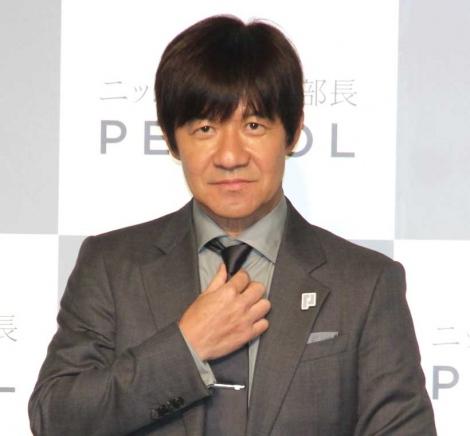 世間が想像するイメージとは違うことを伝えた内村光良= 『パーソル新キャンペーン&CM「ニッポンの人事部長 PERSOL」』発表会 (C)ORICON NewS inc.