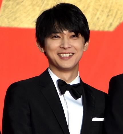 映画『キングダム』ワールドプレミアレッドカーペットに登場した吉沢亮 (C)ORICON NewS inc.