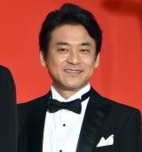 映画『キングダム』ワールドプレミアレッドカーペットに登場した原泰久氏 (C)ORICON NewS inc.