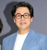 Paravi連続ドラマ『癒やされたい男』の囲み取材会に出席した鈴木浩介 (C)ORICON NewS inc.